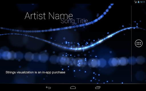 Audio Glow Live Wallpaper  screenshots 19