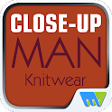 Close-Up Man Knitwear