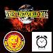 新日本職業摔角聯盟NJPW時鐘