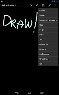 Draw!- screenshot thumbnail