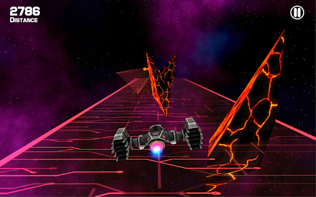 DashX Project 3D Space Survive - screenshot