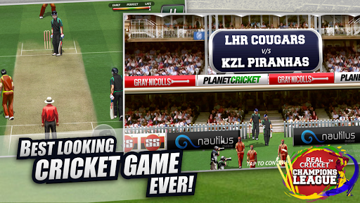 Real Cricketu2122 Champions League  screenshots 4
