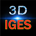 3D IGES Viewer RS icon