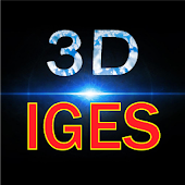 3D IGES Viewer RS