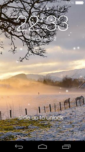 Lock screen(live wallpaper) 4.8.7 screenshots 13