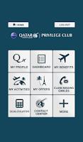 Screenshot of Qatar Airways