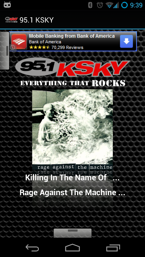 95.1 KSKY - screenshot