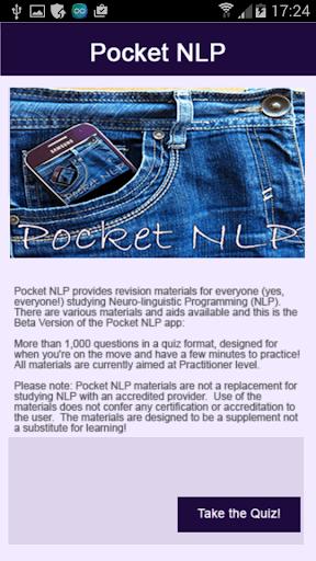 Pocket NLP