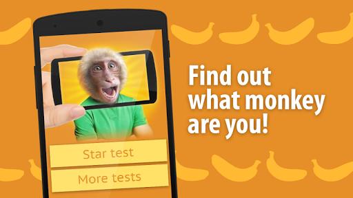 脸部扫描仪:什么猴子