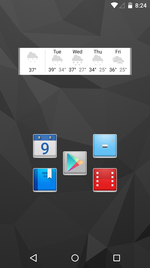 Lustre - Icon Pack- screenshot