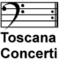 All concerts in Tuscany icon