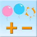 Balloon Pop Kids game-bubble