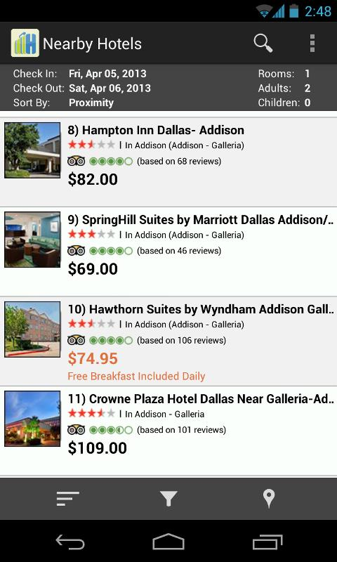 HotelsByMe Hotel Reservations- screenshot
