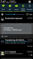 Screenshot of HitcherNet | WiFi Direct Share