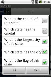 USA Geo Quiz - screenshot thumbnail