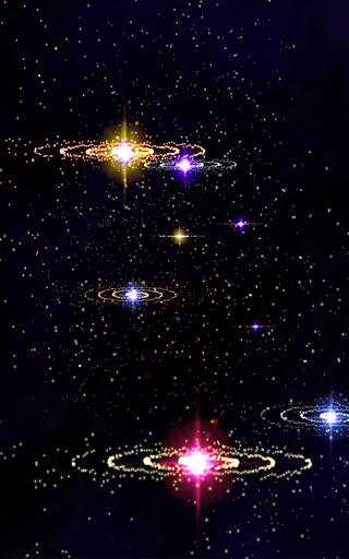 3D Stars Journey -Universe LWP