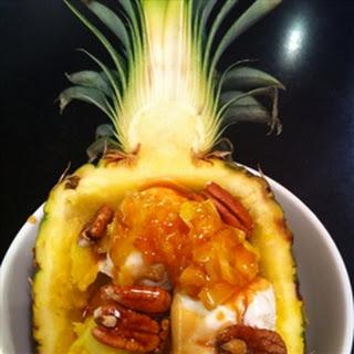 Dessert- Pineapple-Banana