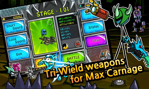 Cartoon Wars: Blade 1.1.0 screenshots 3
