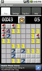 Minesweeper Classic+ Screenshot