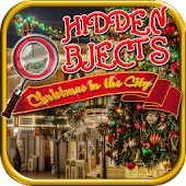 Hidden Objects Christmas City