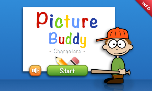 Picture Buddy - Characters