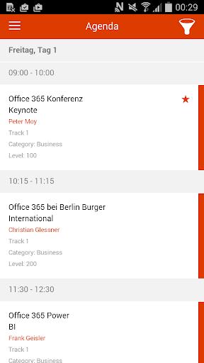 Office365 Konferenz