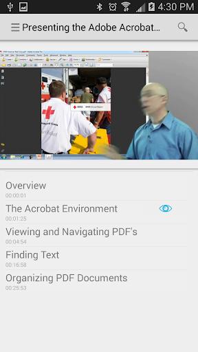 kApp - Adobe Acrobat Training