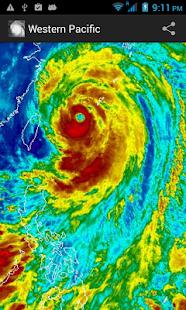Weather from NOAA - screenshot thumbnail