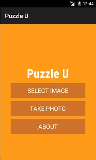 Puzzle U