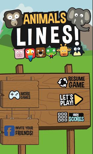 Animals Lines