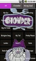 Screenshot of Here's Chowder!