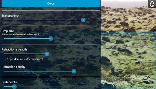 玩免費娛樂APP 下載Waterfloo: Liquid Simulation app不用錢 硬是要APP