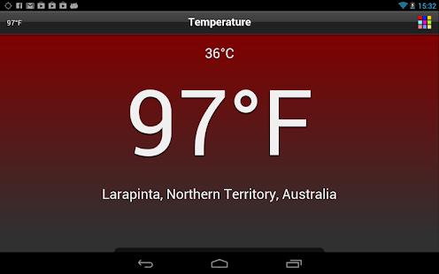 Temperature Free Screenshot 22