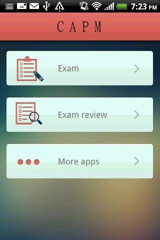 CAPM Exam Basic Free