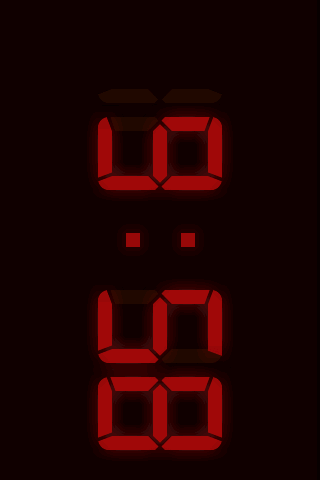 Bedside digital clock: Digirel