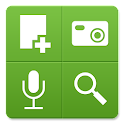 Evernote Widget logo