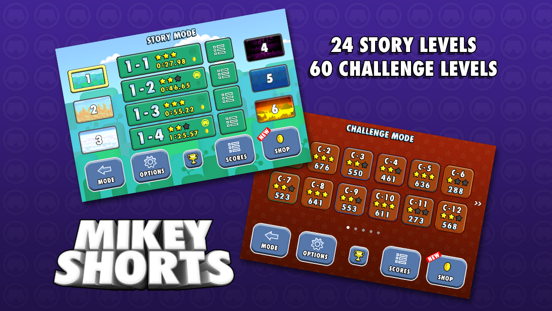 Mikey Shorts- screenshot