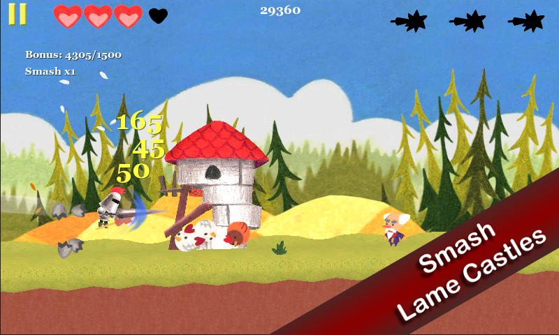 Lame Castle HD - screenshot