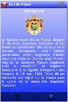 Screenshot of Rois de France