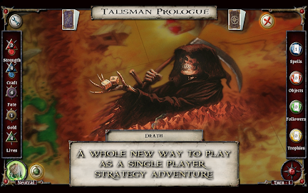 Talisman Prologue Screenshot 19