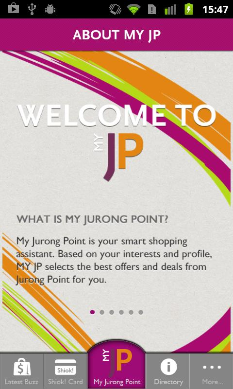 Jurong Point Shopping Mall- screenshot
