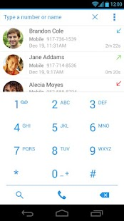 Dialer + - screenshot thumbnail