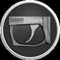 francotirador cámara icon