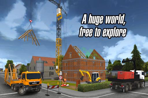 Construction Simulator 2014  screenshots 5