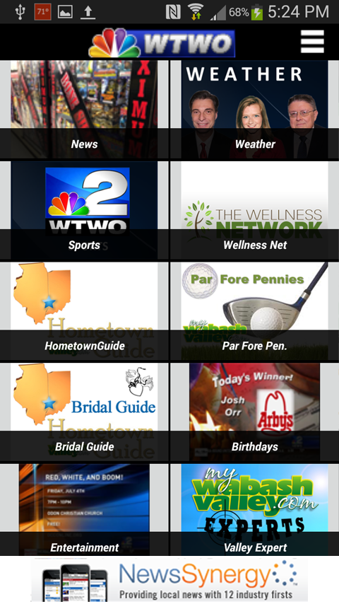 NBC 2 News - screenshot