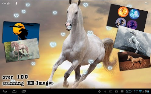 BEST HORSES LIVE WALLPAPER HD - screenshot thumbnail