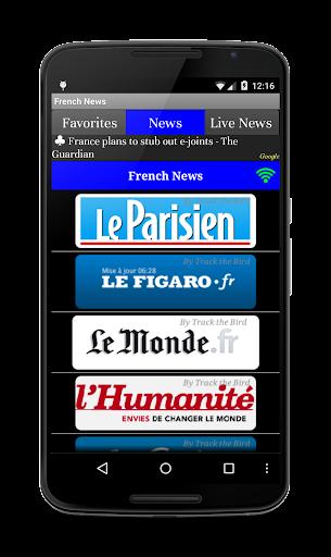 Français Nouvelles en direct