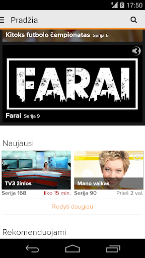 TV3 Play - Lietuva