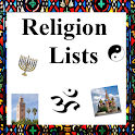 Religion Lists icon