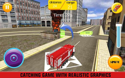 Firefighters Simulator 3D